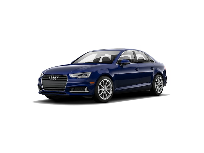 New 2019 Audi A4 2.0T Premium Plus 2.0 TFSI Premium Plus S Tronic FWD WAUHMAF49KN001870 near Chicago