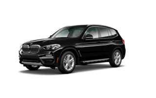 New 2019 BMW X3 sDrive30i SUV in Houston