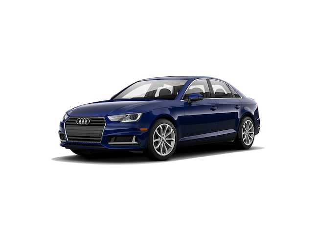 New 2019 Audi A4 2.0T Premium Sedan WAUGMAF4XKN002778 Near Los Angeles