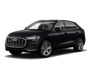 New 2019 Audi Q8 3.0T Premium SUV for sale in Danbury, CT