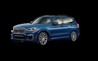 New 2018 BMW X3 M40i SAV WZ00266 near Rogers, AR