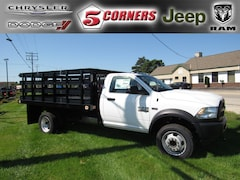2018 Ram 4500 TRADESMAN CHASSIS REGULAR CAB 4X2 168.5 WB Regular Cab
