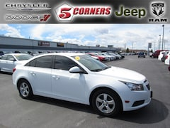 2011 Chevrolet Cruze LT 4dr Sedan w/1LT Sedan
