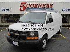 2013 Chevrolet Express Cargo 2500 3dr Extended Cargo Van w/ 1WT Cargo Van