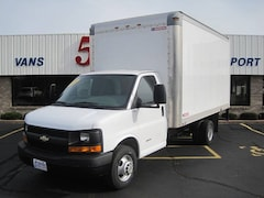 2011 Chevrolet Express Cutaway Base Chassis