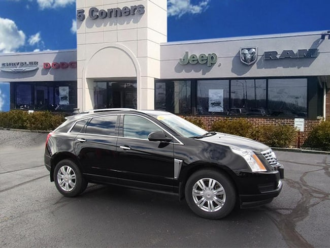 Milwaukee 2014 Cadillac Srx For Sale In Wi Cedarburg 38579a