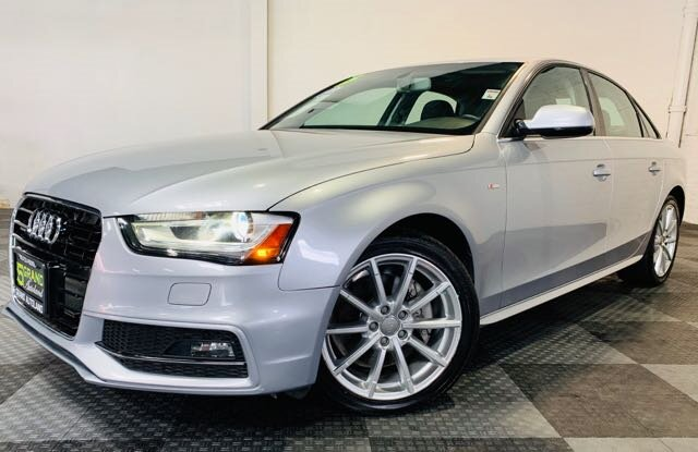 Used 2015 Audi A4 For Sale at 5 Grand Autoland | VIN