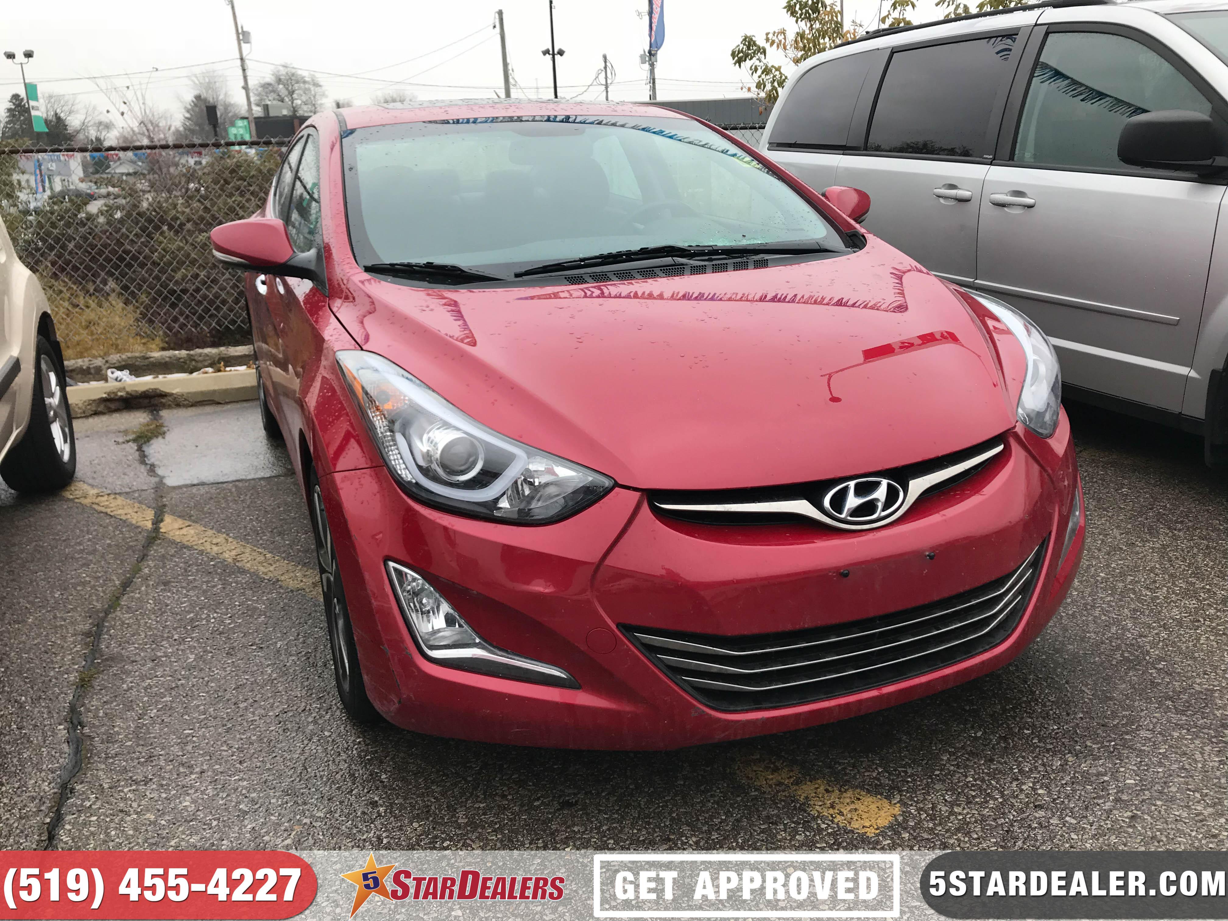 Used 2015 Hyundai Elantra For Sale