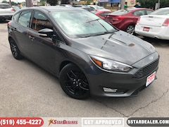 2016 Ford Focus SE | CAM | ONE OWNER | HEATED SEATS Hatchback