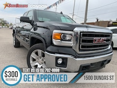 2015 GMC Sierra 1500 SLE | 4X4 | 1 OWNER | CAM | HEATED SEATS Truck Double Cab