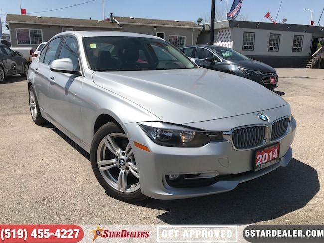 2014 BMW 320i xDrive | LEATHER | NAV | ROOF Sedan