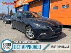 2015 Mazda Mazda3 GS | 1OWNER | HEATED SEATS Sedan
