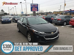 2018 Chevrolet Cruze LT | 1OWNER | CAM | HEATED SEATS Sedan