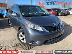 2014 Toyota Sienna LE 8 PASS | CAM | HEATED SEATS | 1 OWNER Van