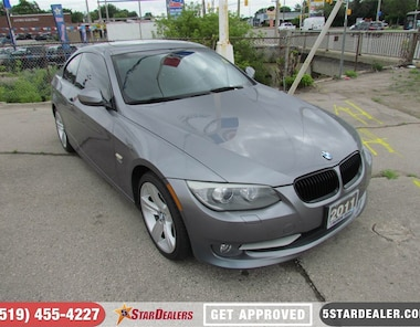 2011 BMW 3 Series 328I xDrive | LEATHER | ROOF Coupe