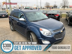 2017 Chevrolet Equinox Premier | AWD | NAV | LEATHER | ROOF SUV