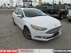 2017 Ford Fusion SE | ROOF | CAM | ONE OWNER Sedan
