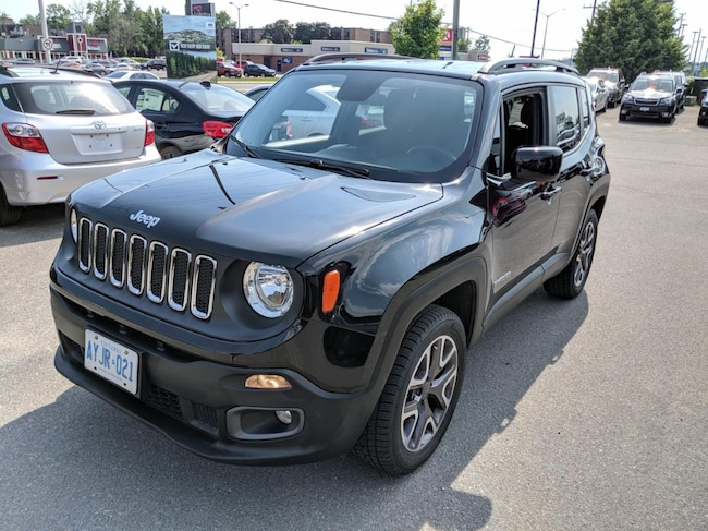 2015 Jeep Renegade North | NAV | 1 OWNER | CAM SUV