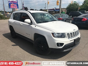 2014 Jeep Compass Sport | 4X4 | SAT RADIO
