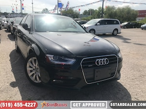 2014 Audi A4 2.0 Komfort | LEATHER | ROOF