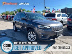 2019 Jeep New Cherokee North 4x4 | CAM | ONE OWNER SUV