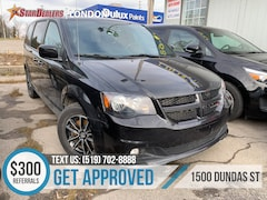 2018 Dodge Grand Caravan GT | LEATHER | CAM | ONE OWNER Van Passenger Van