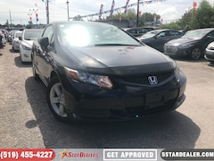 2012 Honda Civic LX   CAR LOANS APPROVED   APPLY NOW Coupe