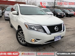 2015 Nissan Pathfinder SV | AWD | 7PASS | HEATED SEATS | 1OWNER SUV