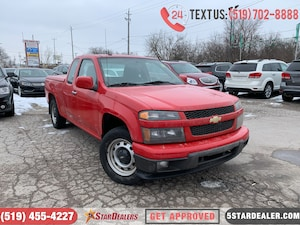 2011 Chevrolet Colorado LT | LOANS APPROVED DAILY