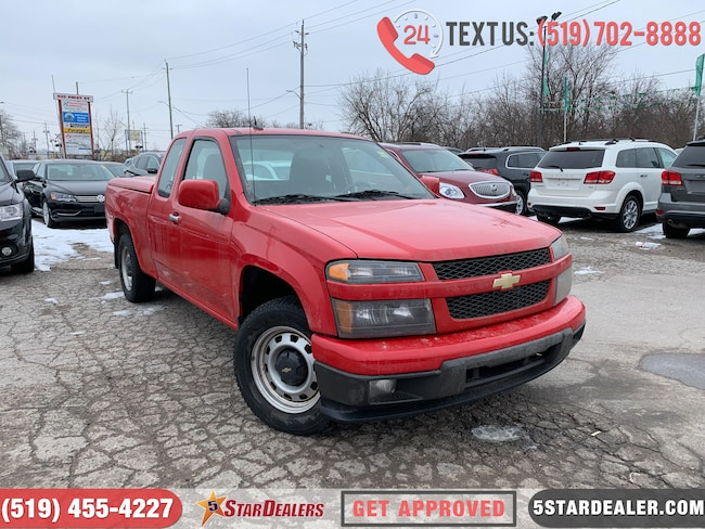 2011 Chevrolet Colorado LT | LOANS APPROVED DAILY Truck Extended Cab