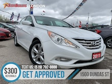 2011 Hyundai Sonata Limited | LEATHER | ROOF Sedan