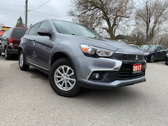 2017 Mitsubishi RVR SE | 1OWNER | AWD | CAM | HEATED SEATS SUV