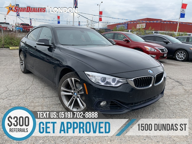 2015 BMW 428i xDrive | NAV | LEATHER | ROOF Gran Coupe