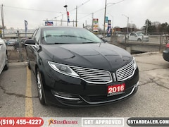 2016 Lincoln MKZ LEATHER | CAM | HEATED SEATS Sedan