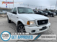 2004 Ford Ranger Edge 4.0L | AUTO LOANS APPROVED Truck Super Cab