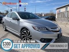 2017 Acura ILX A-Spec | 1OWNER | NAV | ROOF | LEATHER Sedan