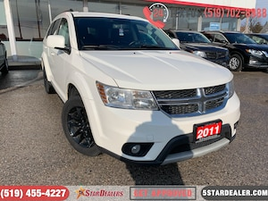 2011 Dodge Journey SXT   AUTO LOANS APPROVED   APPLY NOW