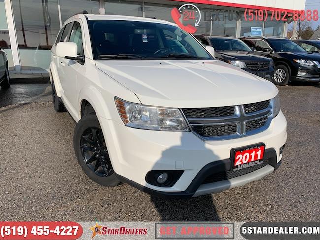 2011 Dodge Journey SXT | AUTO LOANS APPROVED | APPLY NOW SUV