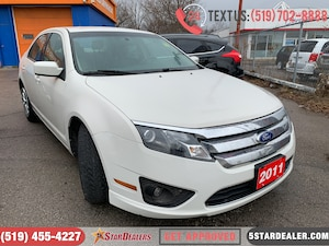2011 Ford Fusion SE 2.5L I4 | CAR LOANS FOR ALL CREDIT
