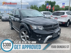 2016 Dodge Journey Crossroad | 1OWNER | 7PASS | LEATHER | ROOF SUV