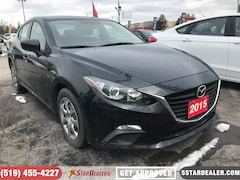 2015 Mazda Mazda3 GX | GREAT FIND | APPLY HERE Sedan