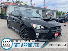 2016 Subaru WRX STI Sport Package | CAM | ROOF | NICE INTERIOR Sedan