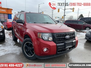 2010 Ford Escape XLT | 4X4 | V6 | LEATHER | HEATED SEATS