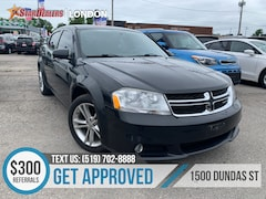 2011 Dodge Avenger SXT | HEATED SEATS Sedan