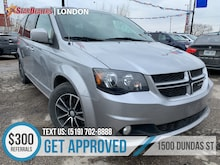 2018 Dodge Grand Caravan GT | LEATHER | 1OWNER | CAM | HEATED SEATS Minivan
