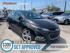 2018 Chevrolet Cruze Premier Auto | RS | NAV | LEATHER | ROOF Hatchback