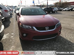 2013 Honda Accord EX-L | NAV | LEATHER | ROOF | ONE OWNER Coupe