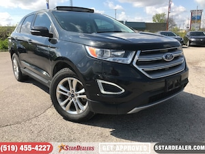 2015 Ford Edge SEL | NAV | LEATHER | ROOF | ONE OWNER