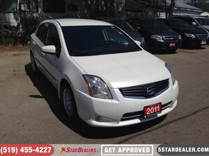 2011 Nissan Sentra 2.0 S | GREAT FIND | APPLY HERE