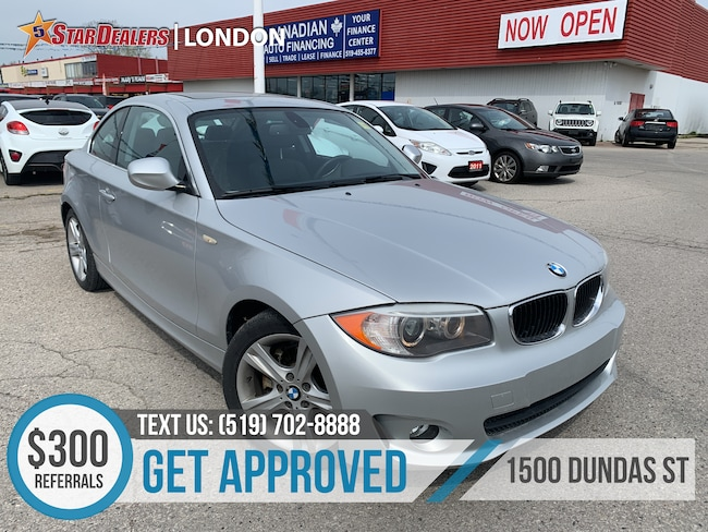2012 BMW 128i  LEATHER | ROOF | HEATED SEATS Coupe